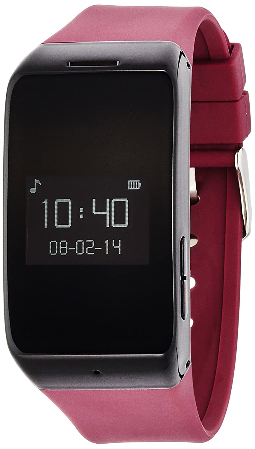 MYKRONOZ Smartwatch mit Activity und Schlaf-Tracker ZeWatch2 ...