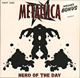 Metallica Hero Of The Day Part One Single