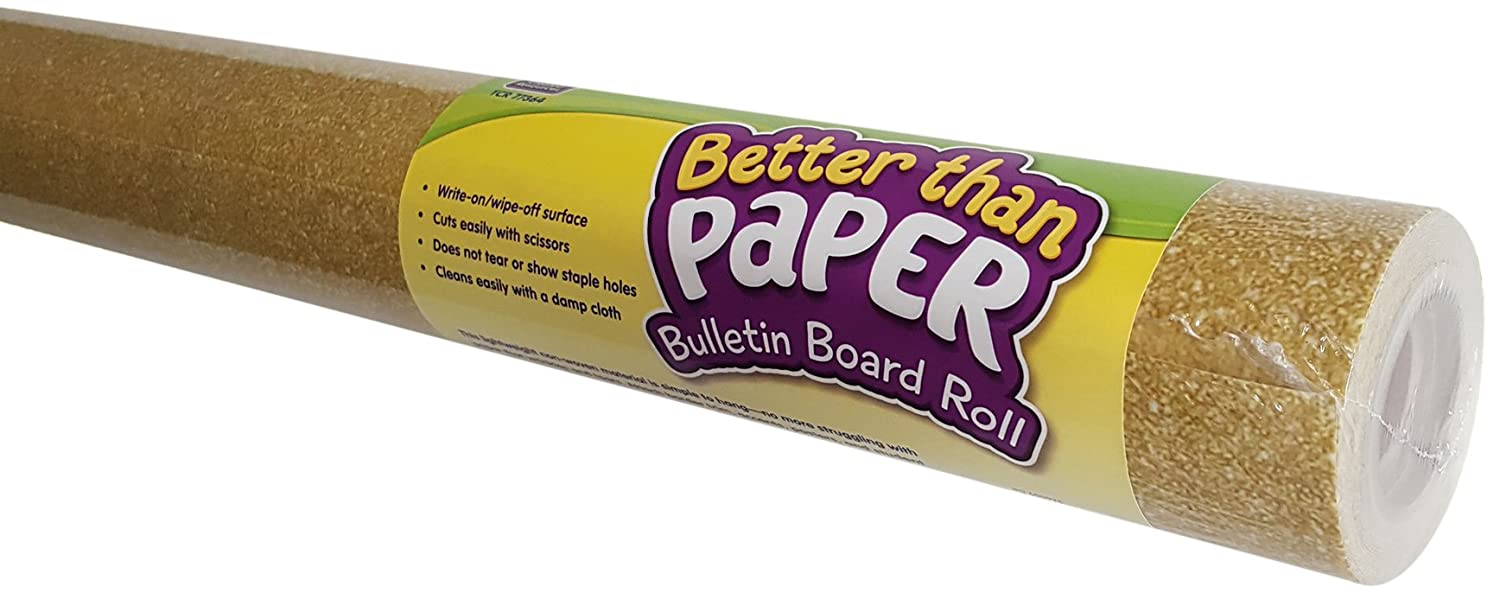 Gold Shimmer Better Than Paper Bulletin Board Roll Teacher Created Resources OS 77364