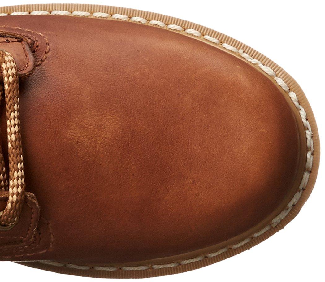 Georgia Boot Men's 8 Inch Wedge Work Shoe, Barracuda Gold, 12 W US by Georgia (Image #8)