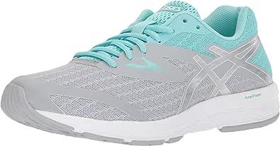 ASICS Women's AMPLICA Running Shoe Indigo Blue/Indigo Blue/Flash Coral 7 (S)