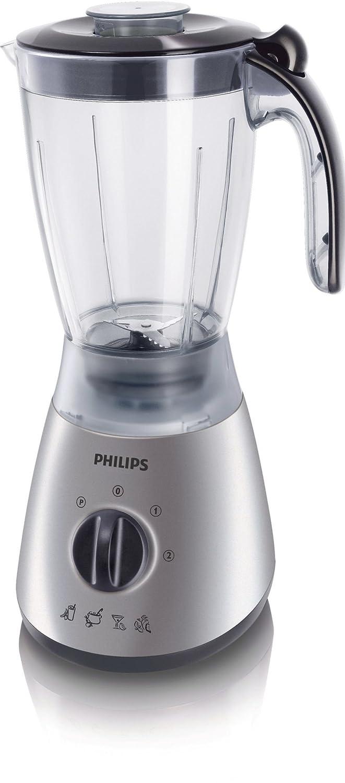 Philips HR2002/53 Negro, Plata 1.5L 400W - Licuadora (Acero ...