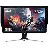 "Acer Nitro XV273K Pbmiipphzx 27"" UHD 3840 x 2160 IPS AMD Radeon FreeSync and NVIDIA G-SYNC Compatible Monitor…"