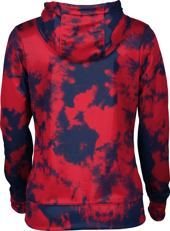 School Spirit Sweatshirt Grunge ProSphere Fresno State University Girls Zipper Hoodie