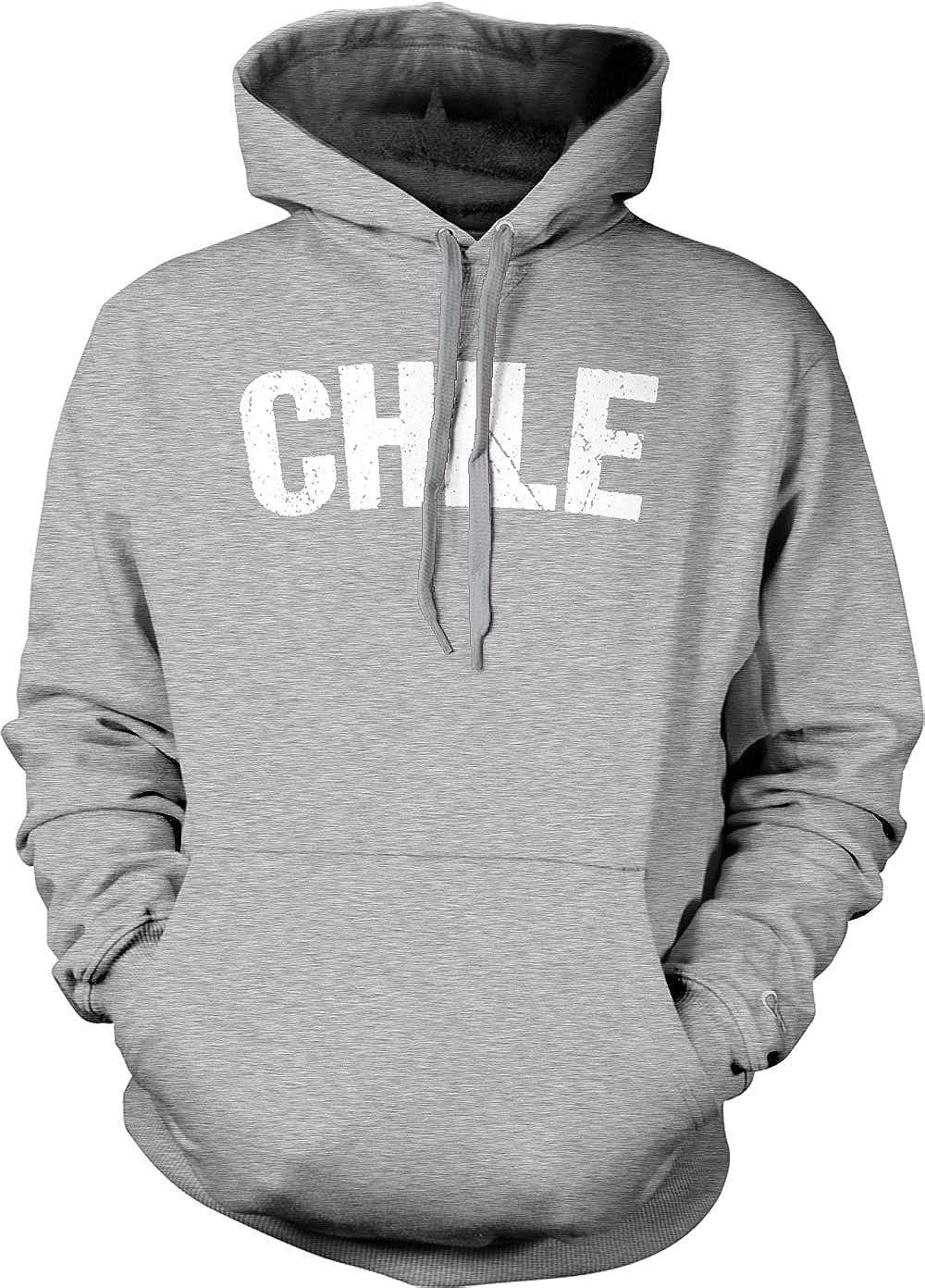 Tcombo Chile Soccer Futbol Sports Unisex Hoodie Sweatshirt