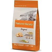 Nature's Variety Original - Pienso para gatos adultos con pollo deshuesado 1,25 Kg