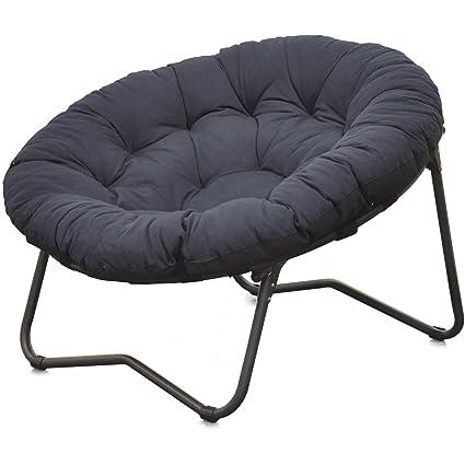 Large Folding Papasan Chair
