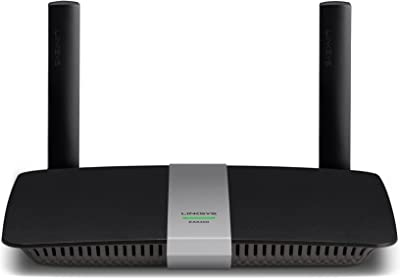 Linksys EA6350 Dual-Band WiFi Router for Home (AC1200 Fast Wireless Router)