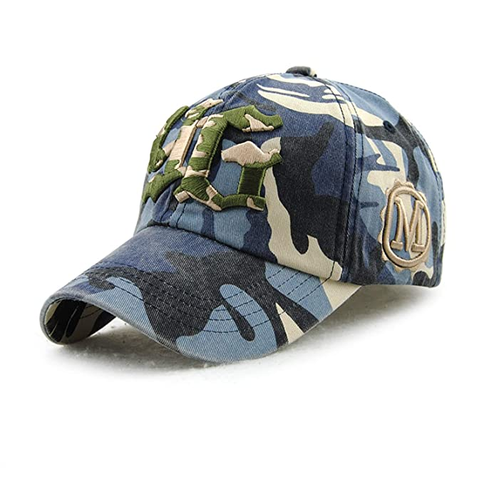 XINBONG Outdoor Sports Baseball Cap Mens & Womens Hat Camo Casual Wear Cap Autumn Mens Hat Womens Gorras at Amazon Womens Clothing store: