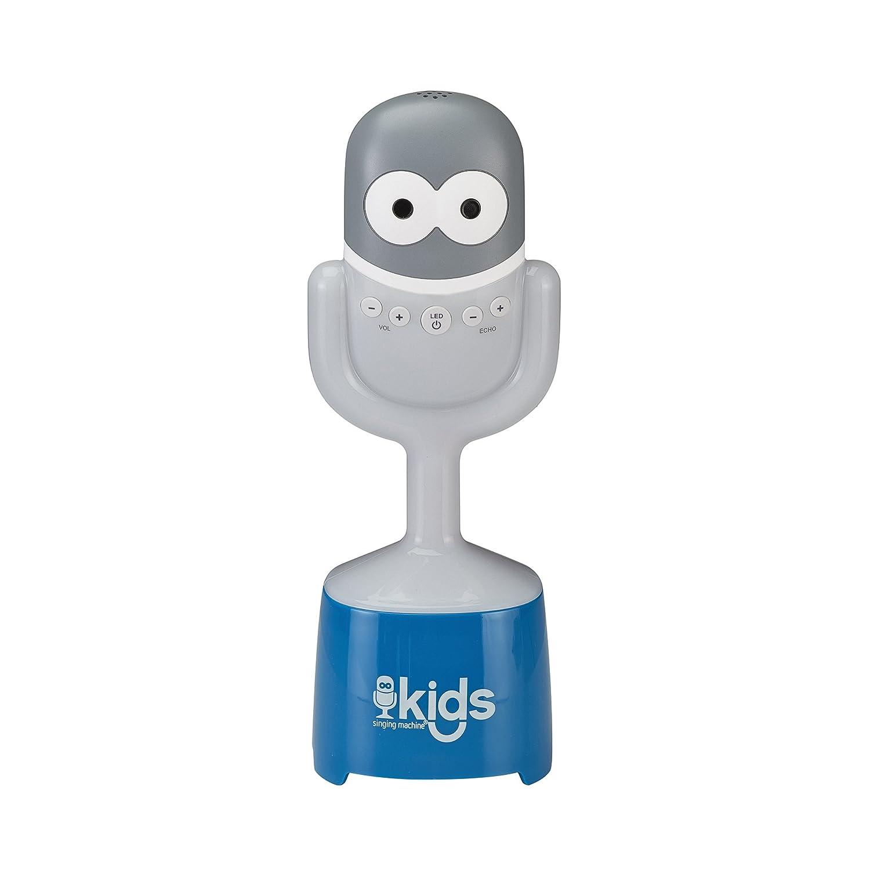 Amazon.com: Singing Machine Kids SMK445 2 in 1 Portable Bluetooth ...