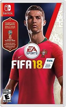 e91a24703 Amazon.com  FIFA 18 Standard Edition - Nintendo Switch  Electronic ...