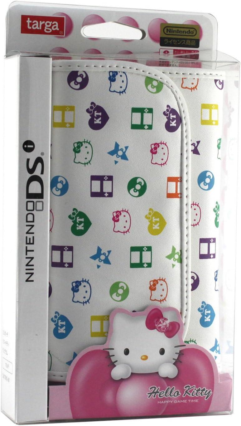 c4db0c11fc56 Amazon.com  Hello Kitty Monogram Pouch DSi (Multi)  Video Games