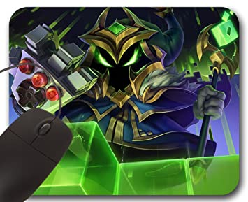 Veigar Final Boss Skin Mauspad Lol League Of Legends Amazonde