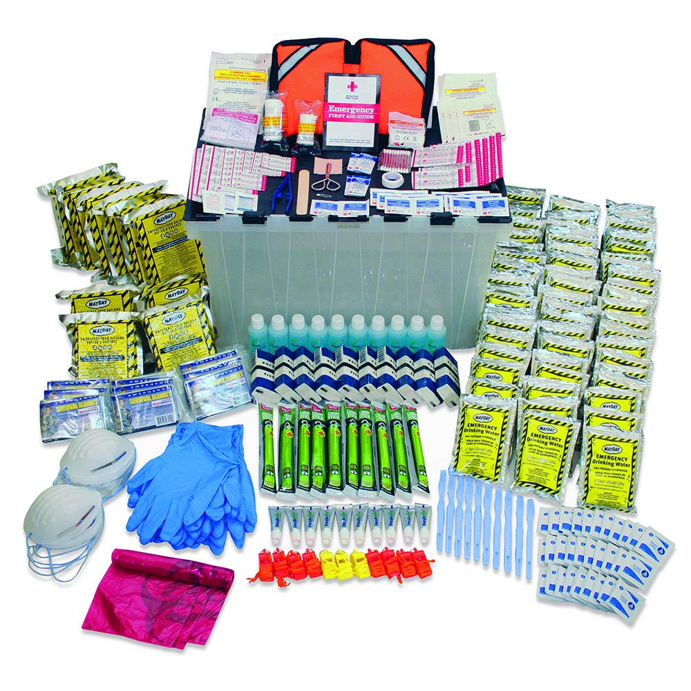 Ready America 70551 10 Person 3 Day Emergency Kit by Ready America (Image #1)