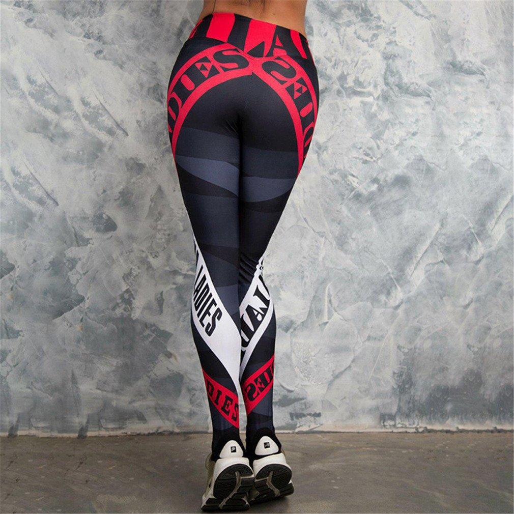 Amazon.com: Iumer Womens Yoga Pants Fitness Leggings Sports ...