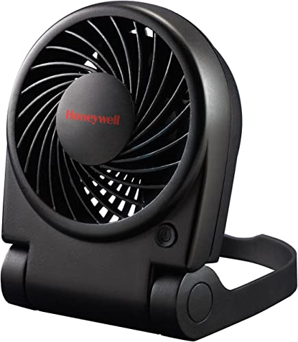 Honeywell HTF090B Turbo on The Go Personal Fan Black, Filter