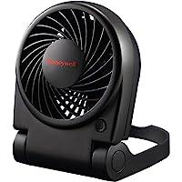 Honeywell HTF090B Turbo on the Go Personal Fan, Black