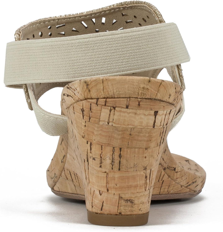 WHITE MOUNTAIN Shoes Alise Womens Sandal