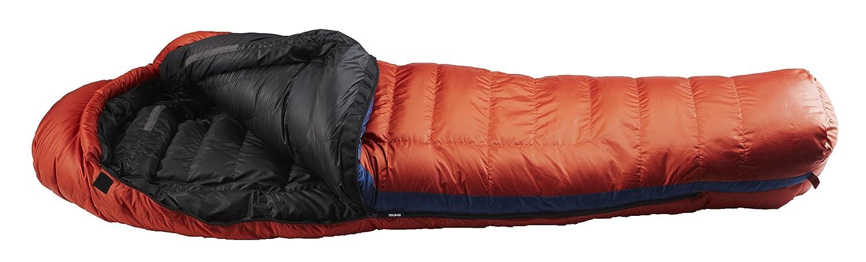 イスカ(ISUKA) 寝袋 デナリ1500 ブリック (最低使用温度-37度)