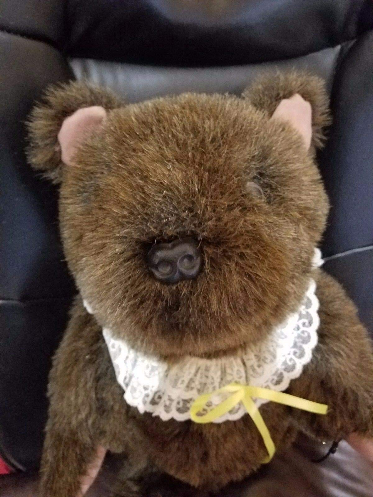 Kingdom Collectibles Handcrafted by The Francisco's, The Baron Bear Company Fully Jointed Cuddly