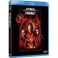 Star Wars Ep III: La venganza de los Sith (Edición remasterizada) 2 discos (película + extras) [Blu-ray]
