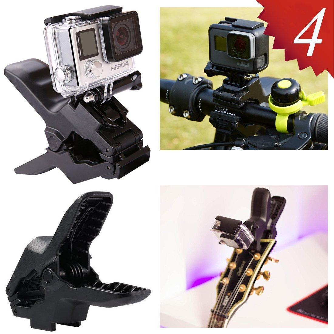 Explopur Compuesto de Metal de 4 Dedos Grip Caliper Flecha Ayudas de liberaci/ón para Arco Compuesto Caza Archery Steel Bow Equipo de Tiro