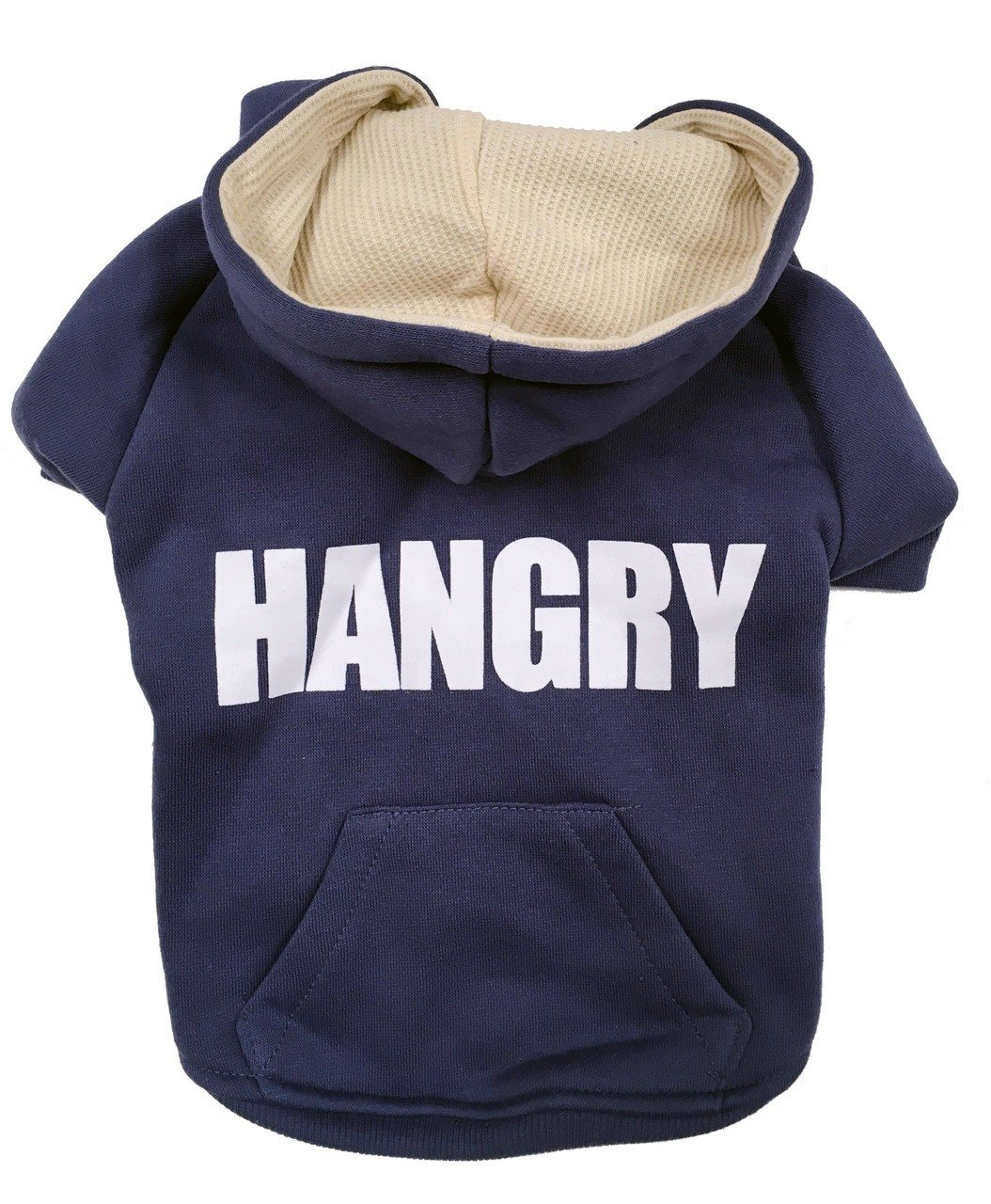 fabdog ''Hangry Thermal Lined Dog Hoodie (18'')