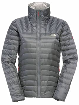 d8abca4f95 THE NORTH FACE - Doudoune Femme - W Thunder Micro Jacket Gris - tailles: S