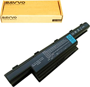 Bavvo 9-Cell Battery Compatible with ACER Aspire 7741Z-4815
