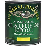 General Finishes Arm R Seal Top Coat, Satin, Pint