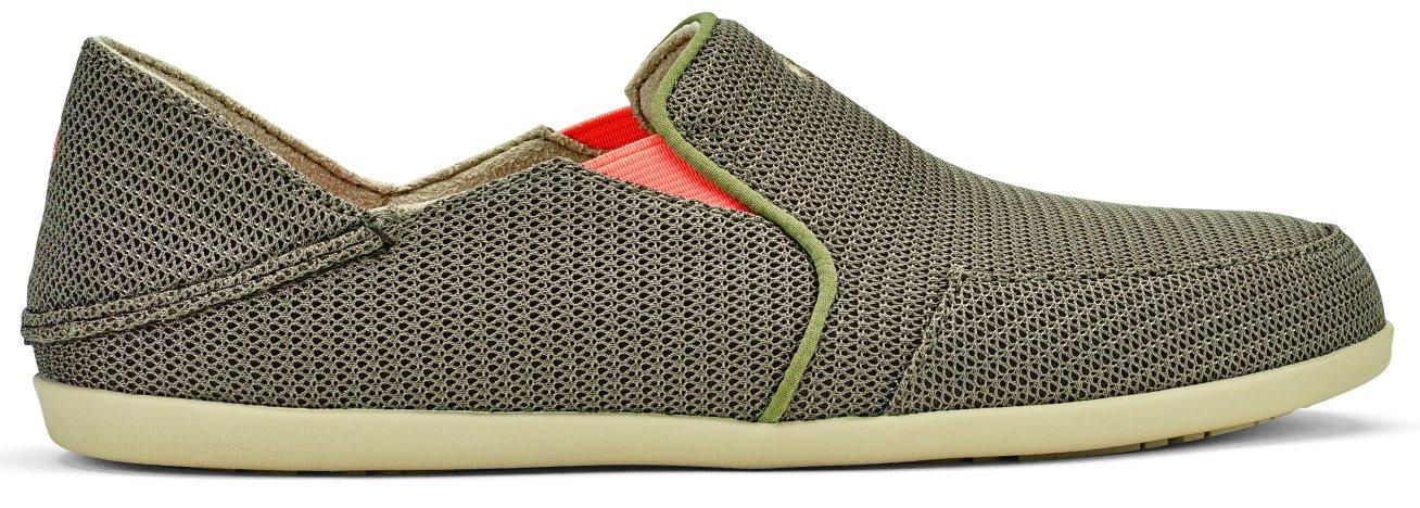 OLUKAI Waialua Mesh Shoes - Women's B01HIF74RQ 6.5 B(M) US|Mustang/Melon