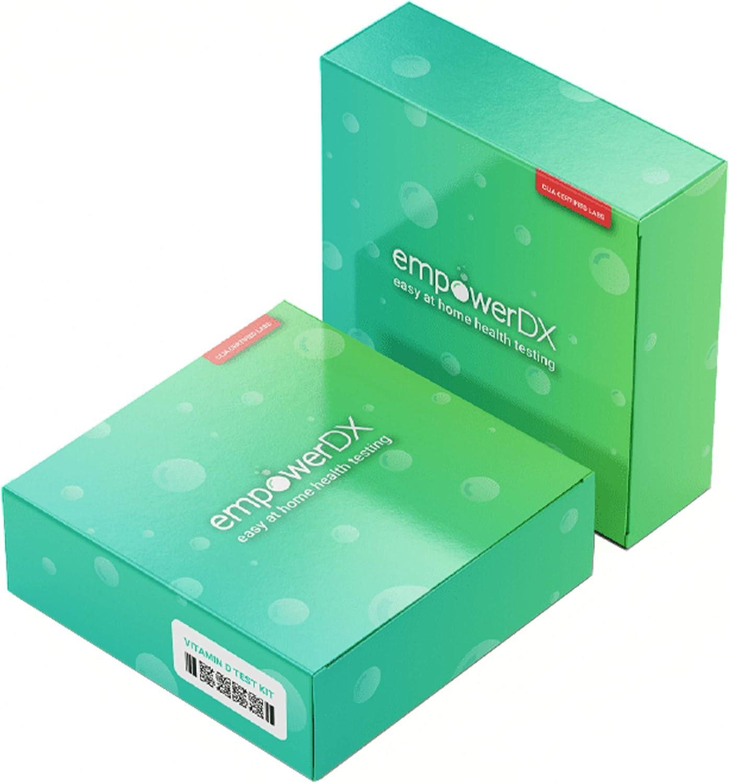 empowerDX at Home Vitamin D Test Kit