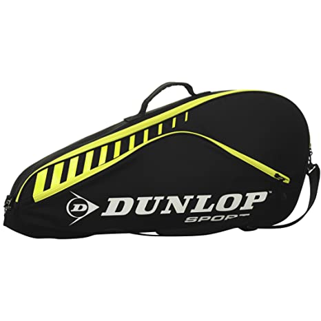 Dunlop Club 3 Racket Bag: Amazon.es: Deportes y aire libre