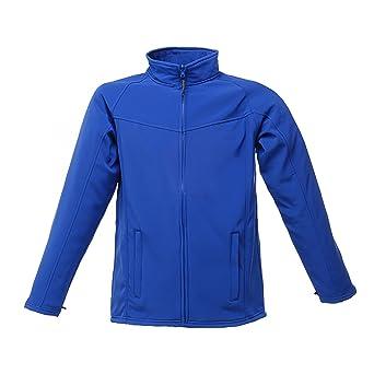 Regatta Uproar Mens Softshell Wind Resistant Fleece Jacket at Amazon Mens Clothing store: