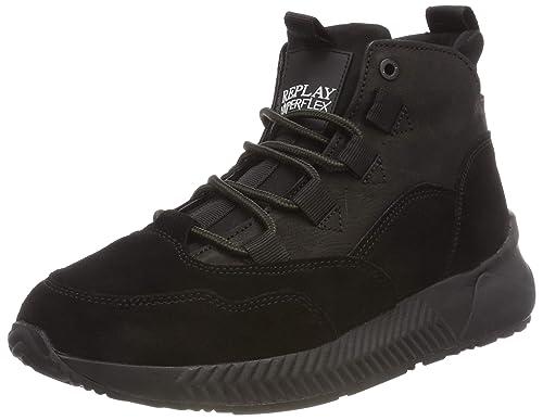 Y es Altas Para Zapatillas Zapatos Replay Hombre Ardmore Amazon 4gZYx8