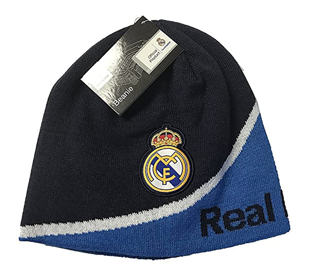 3dcd5513a2d Real Madrid Beanie Official Licensed at Amazon Men s Clothing store