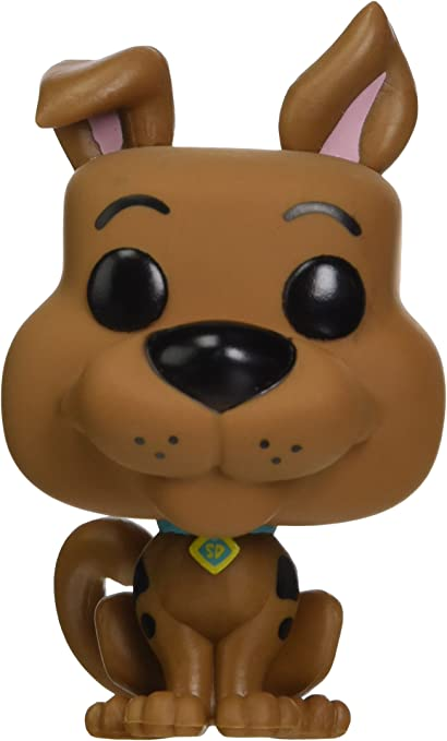 Animation: Scooby Doo Shaggy con sandwich FUNKO: POP POPS