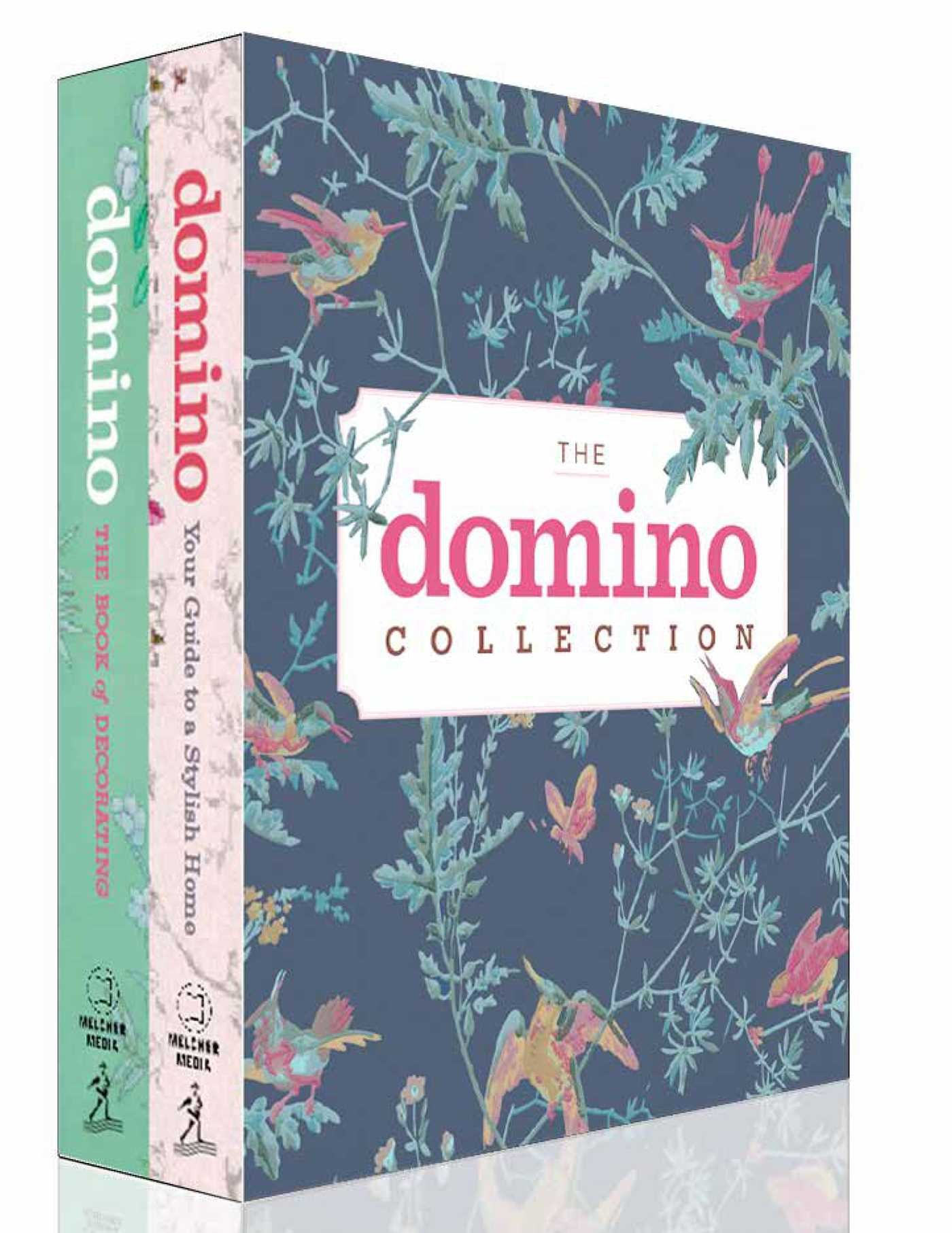 The Domino Decorating Books Box Set: The Book of Decorating and Your Guide to a Stylish Home (DOMINO Books)