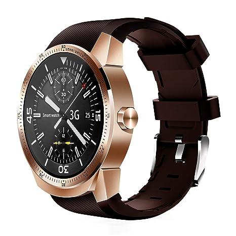 YUNDING Reloj Deportivo Ritmo Cardíaco Calorías Posicionamiento GPS Monitoreo Kilometraje Paso Reloj Impermeable Llamada SMS Bluetooth