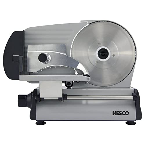 NESCO FS-250, Stainless Steel Food Slicer