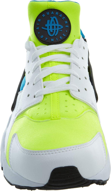 Nike Air Max Tavas, Chaussures De Running Homme Photo Noire Volt