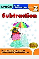 Grade 2 Subtraction (Kumon Math Workbooks) Paperback