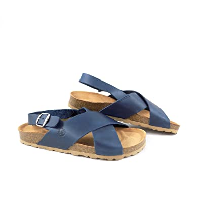 f81899c76 Yokono Mabul 032 Flat Sandal With Back Strap  Amazon.co.uk  Shoes   Bags