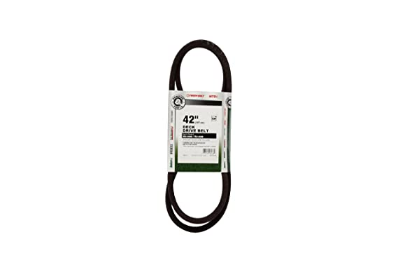 Amazon.com: MTD Genuine Parts Drive Belt – 42-inch Tractores ...