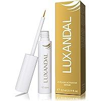 LUXANDAL EYELASH ACTIVATING SERUM – Wimpernserum für ein stärkeres Wimpernwachstum, mehr Dichte und eine sinnlichere, dunklere Farbe der Wimpern - 3,0 ml mit Biotin