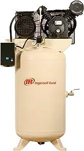Ingersoll Rand Type-30 Reciprocating Air Compressor - 5 HP, 230 Volt 1 Phase, Model Number 2475N5-V