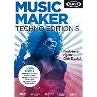MAGIX Music Maker Techno Editon 5 [Download]