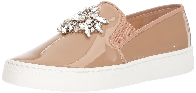 Badgley Mischka Women's Barre Sneaker B0743X5ZJ1 10 B(M) US|Nude