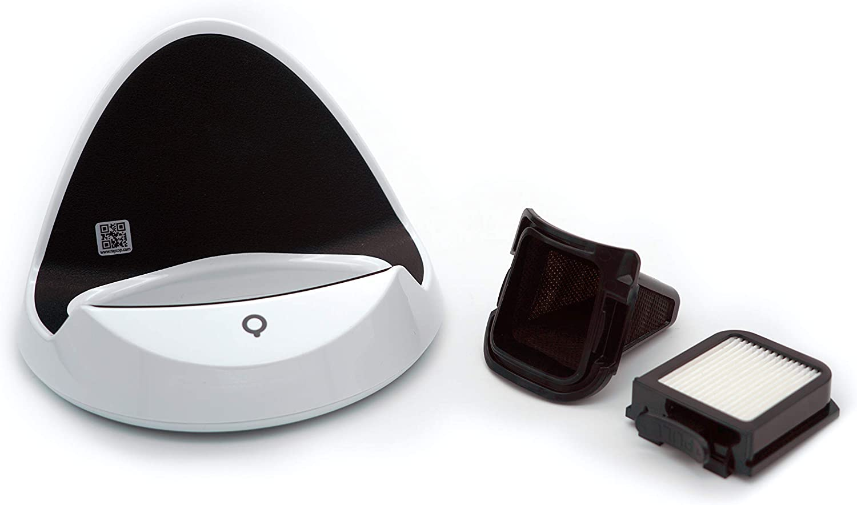 Raycop LITE Handheld Allergen Vacuum Accessory Bundle   Dust Box Filter   HEPA Filter   Universal Storage Stand