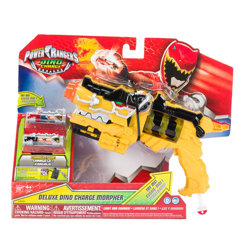 power rangers dino charge morpher ebay. Black Bedroom Furniture Sets. Home Design Ideas